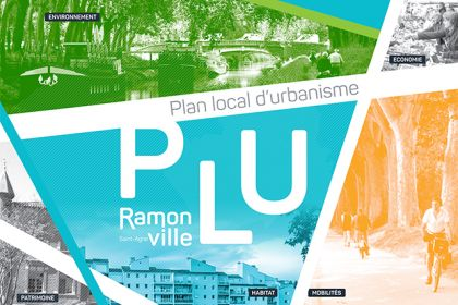 Approbation du nouveau Plan local d'urbanisme de Ramonville