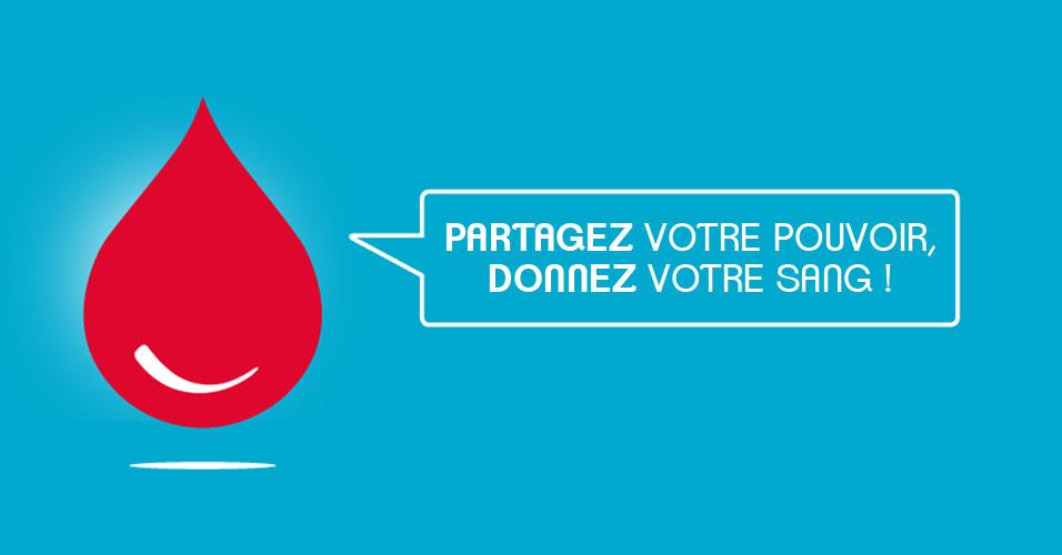 Nouvelle organisation du don du sang