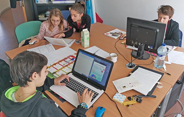 Questionnaire sur un équipement urbain destiné aux jeunes