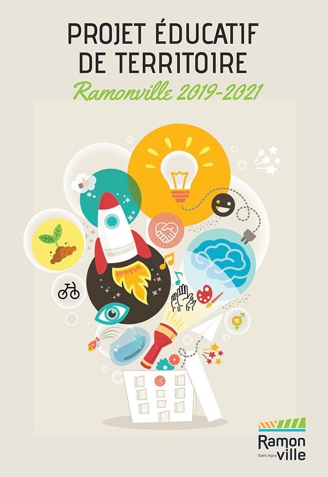 Le projet éducatif  de territoire 2019-2021