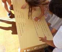 Banc participatif : une oeuvre unique dans l'espace public