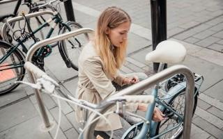 Les arceaux vélos fleurissent sur la commune