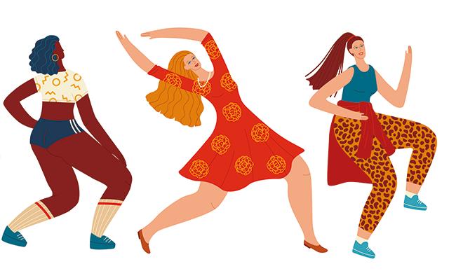 Ragga-Fit, le nouvel atelier sport du centre social, 100% femmes pour prendre du temps pour soi