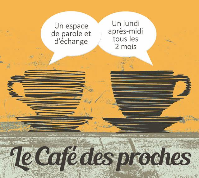 Le café des proches