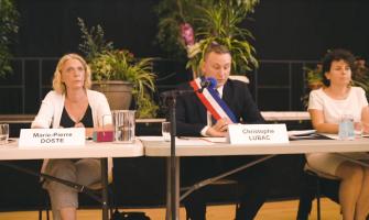 Conseil municipal, élection du maire