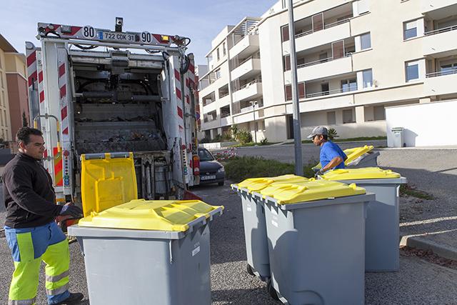 Collecte des déchets : ce qui change à compter du 5 mars