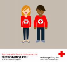 La Croix-Rouge française viendra prochainement à la rencontre des habitants de Ramonville