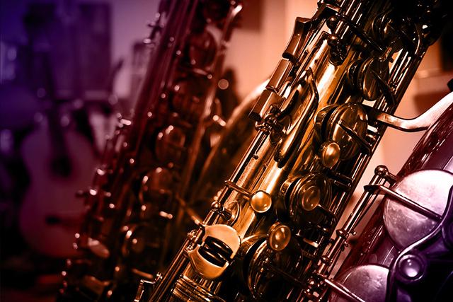 Concert et initiation au saxophone