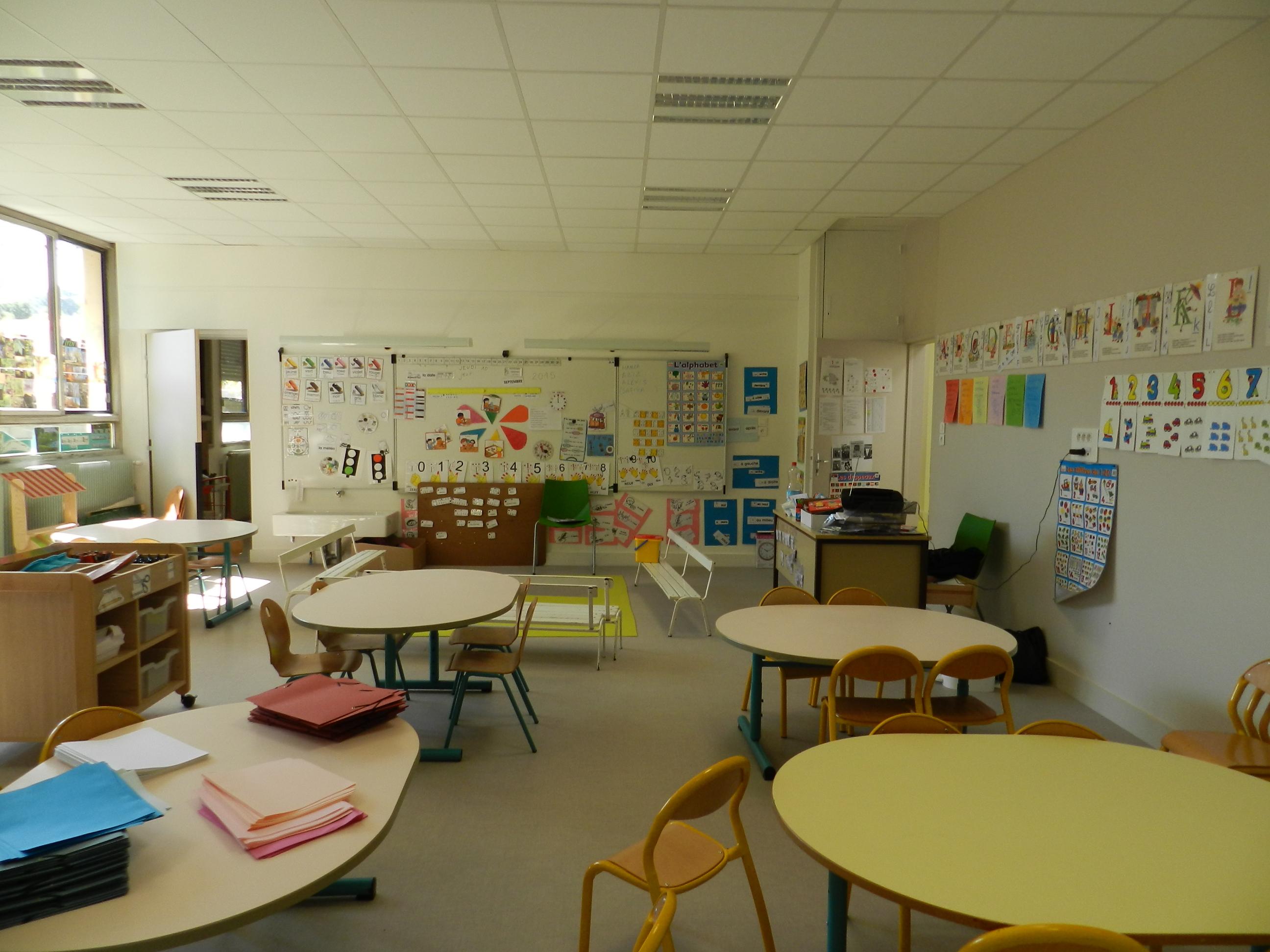Écoles : surveillance de la qualité de l'air intérieur